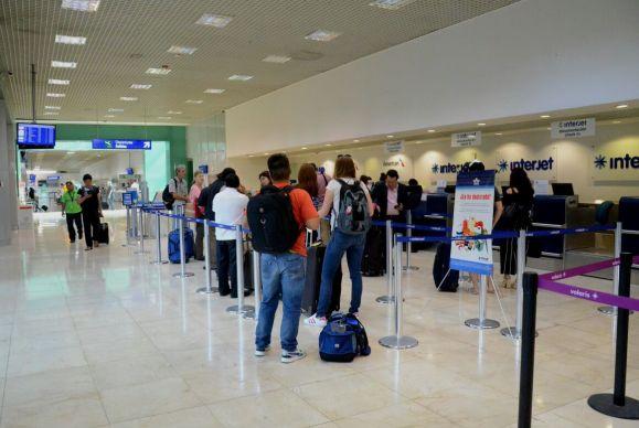 Aeropuerto de Mérida 1