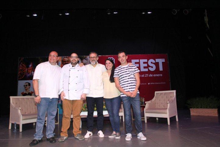 Mérida Fest_ Gastronomía