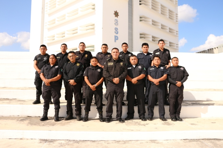 ssp policías